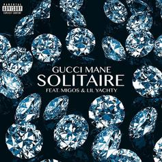 "Gucci Mane Teams Up With Migos & Lil Yachty On ""Solitaire"""