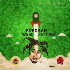 "Popcaan Delivers His New Single ""Weed Settingz"""