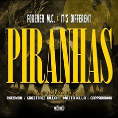 "Wu-Tang Clan Come Through With New Song ""Piranhas"""