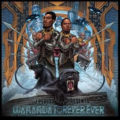 """Black Panther"" and Outkast Fuse Together On J. Period's ""Wakanda Forever Ever"" Mixtape"