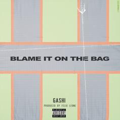 """GASHI Releases New Single """"Blame It On The Bag"""""""