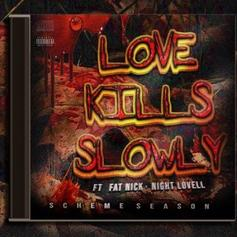 "Night Lovell & Fat Nick Team Up With DJ Scheme On ""Love Kills Slowly"""
