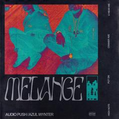 "Audio Push Release New Project ""Melange"""