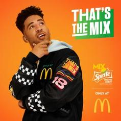 "KYLE Links Up With McDonald's, Sprite & Joe FreshGoods For ""That's The Mix"""