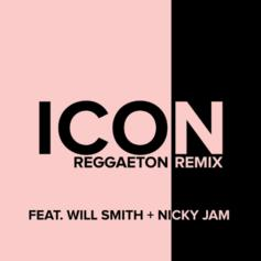 "Jaden Smith Grabs His Dad For ""Icon"" Reggaeton Remix"