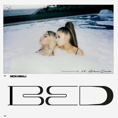 "Nicki Minaj & Ariana Grande Take You To ""Bed"" In New Single"