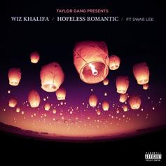 "Wiz Khalifa & Swae Lee Join Forces On ""Hopeless Romantic"""
