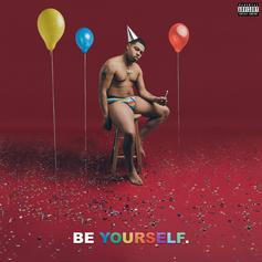 "Taylor Bennett Stares Dead In The Face Of Social Stigma On ""Be Yourself"""