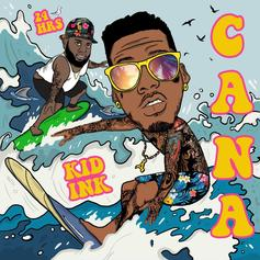 "Kid Ink Got The Juice On New Song ""Cana"" Featuring 24Hrs"