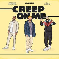 "GASHI Calls On DJ Snake & French Montana For New Song ""Creep On Me"""