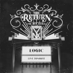 """Logic's """"The Return"""" Is The Work Of A Chronic Overachiever"""