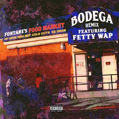 "Mir Fontane Recruits Fetty Wap For The ""Bodega"" Remix"