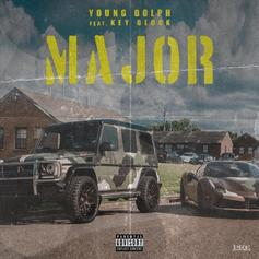 "Young Dolph Raps About His ""Major"" Deals On New Song With Key Glock"