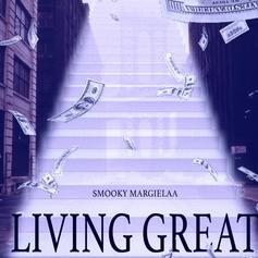 """Smooky MarGielaa Is """"Living Great"""" On His New Track"""