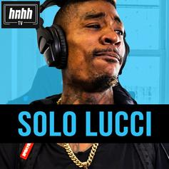 Solo Lucci Comes Through With The Heat For Latest HNHH Freestyle Session