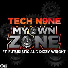 "Tech N9ne Taps Futuristic & Dizzy Wright For ""My Own Zone"""