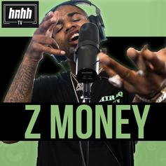 Z Money Blesses Us With Spooky Halloween Vibes In His HNHH Freestyle Session