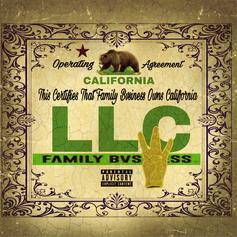 "KXNG CROOKED's Family Bvsiness Drops Off ""LLC"" EP"