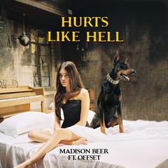 "Offset Features On Madison Beer's Fiery New Song ""Hurts Like Hell"""