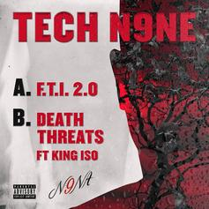 "Tech N9ne & King Iso Go Full Heavy Metal On ""Death Threats"""