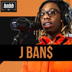 JBAN$ Steps Up For The Latest HNHH Freestyle Session