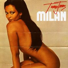 "Topaz Jones Serves ""Milan"" Freestyle"