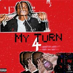 "Audio Push Drop Off New Mixtape ""My Turn 4"""