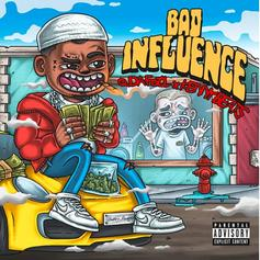 "Stream Q Da Fool & Kenny Beats 6-Track Project ""Bad Influence"""