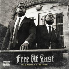 "Stream Casanova's ""Free At Last"" Project"
