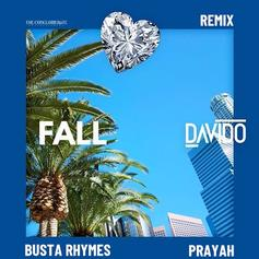 "Busta Rhymes Hops On Davido's ""Fall' Remix With Prayah"