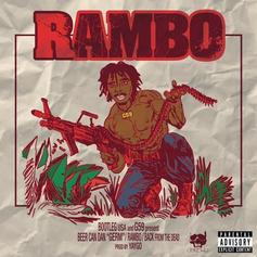 """Germ Sets The Stage For """"RAMBO"""" Levels Of Weaponry"""