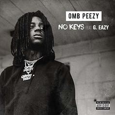 "G-Eazy Features On OMB Peezy's ""No Keys"""