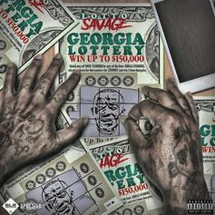 "Lotto Savage Drops Off New Project  ""Georgia Lottery"""