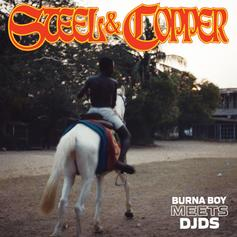 "Burna Boy & DJDS Team Up On ""Steel & Copper"" EP"