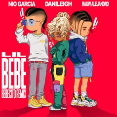 "DaniLeigh Issues Spanish Remix Of ""Lil Bebe"" With Nio García & Rauw Alejandro"