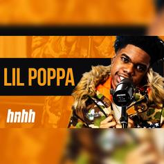 Lil Poppa Shows Out In The Latest HNHH Freestyle Session