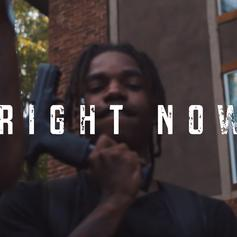 "Hoodrich Pablo Juan Drops Off ""Right Now"" Ft. MPG 45"