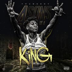 """NBA YoungBoy Pens Ode To His Children On """"4 Sons Of A King"""""""