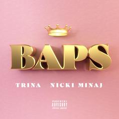 "Nicki Minaj & Trina Join Forces For New Hit ""BAPS"""