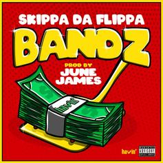 "Skippa Da Flippa Secures The Bag On ""Bandz"""