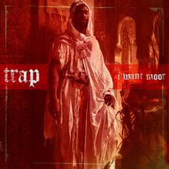 "Long Beach Rapper Trap Brings Revolutionary Vibes On ""I Want Moor"""
