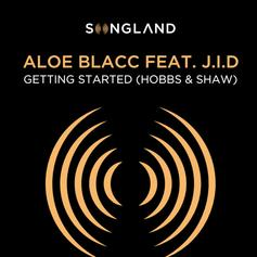 "Aloe Blacc & J.I.D Link Up On ""Getting Started (Hobbs & Shaw)"""