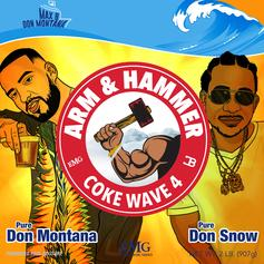 "French Montana & Max B Get Wavy On ""Coke Wave 4"" Mixtape"