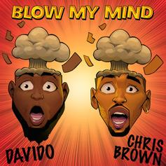 "Chris Brown Joins Davido On ""Blow My Mind"""