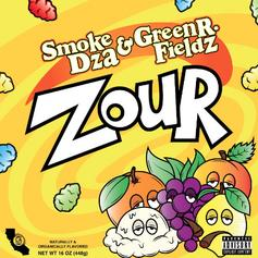 "Smoke DZA & Green R. Fieldz Smoke Out On Joint Album ""Zour"""