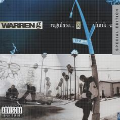 "Nate Dogg Let The Gat Explode On Warren G's Classic ""Regulate"""
