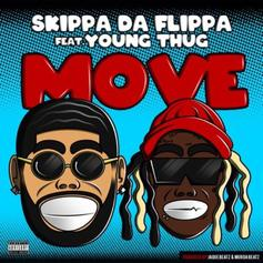 "Young Thug Joins Skippa Da Flippa On New Song ""Move"""