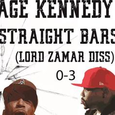 "Page Kennedy Drops Lord Jamar Diss Track ""Straight Bars"""