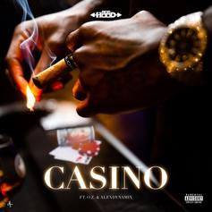 """Ace Hood & The Crew Go All In With Deuce Seven On """"Casino"""""""