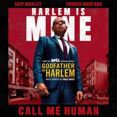 "Skip Marley & French Montana Join Forces For The ""Godfather Of Harlem"" Soundtrack"